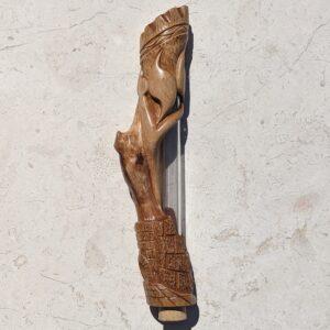 בית מזוזה כותל עץ זית